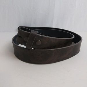 Replacement brown man-made leather size 38